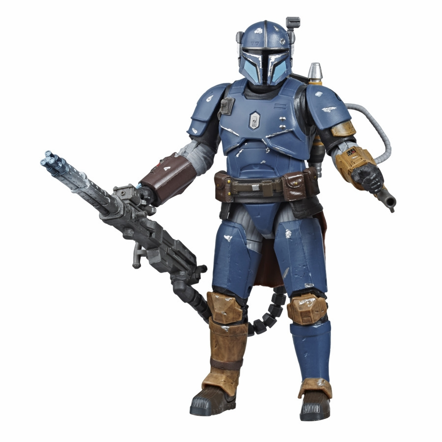 Star Wars The Black Series Heavy Infantry Mandalorian 6-inch Action Figure Exclusive