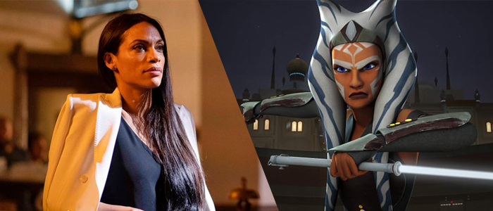 Rosario Dawson Cast As Ahsoka Tano For Season 2 Of The Mandalorian