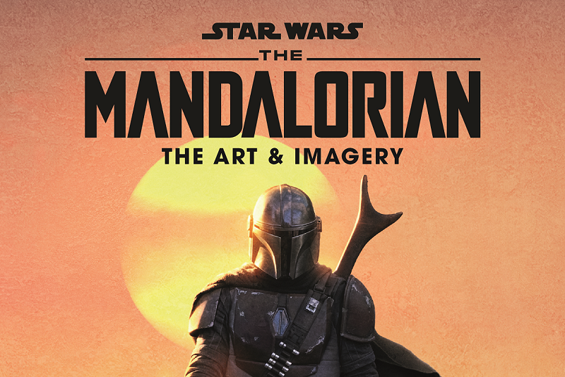 Star Wars The Mandalorian Art and Imagery