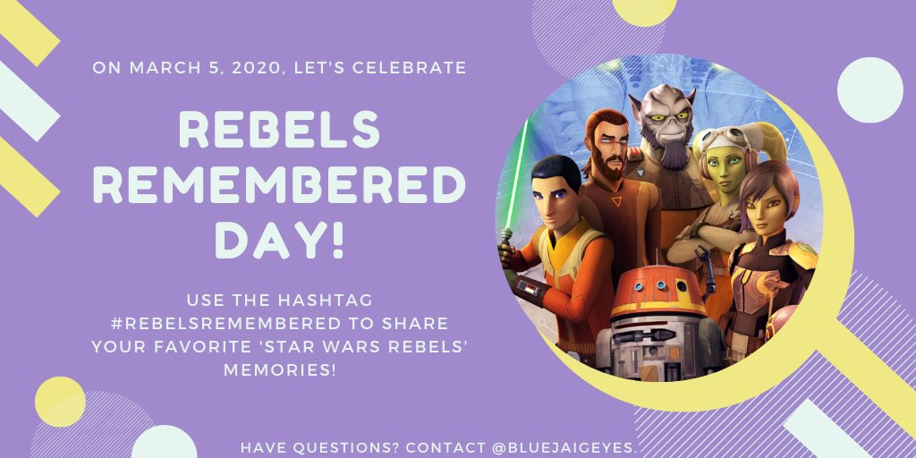 Star Wars Rebels Remembered
