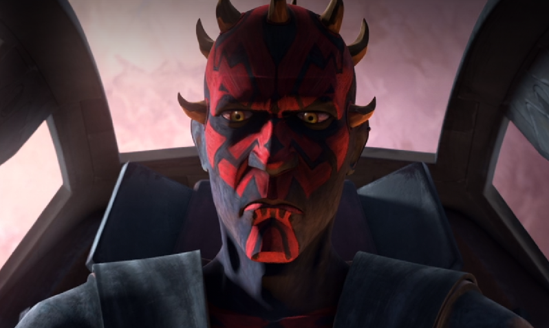 Star Wars The Clone Wars Maul