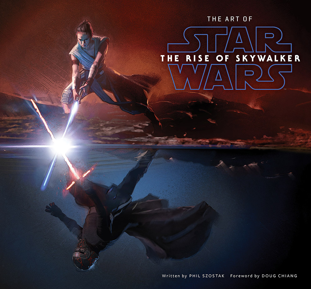 Star Wars Art of The Rise of Skywalker