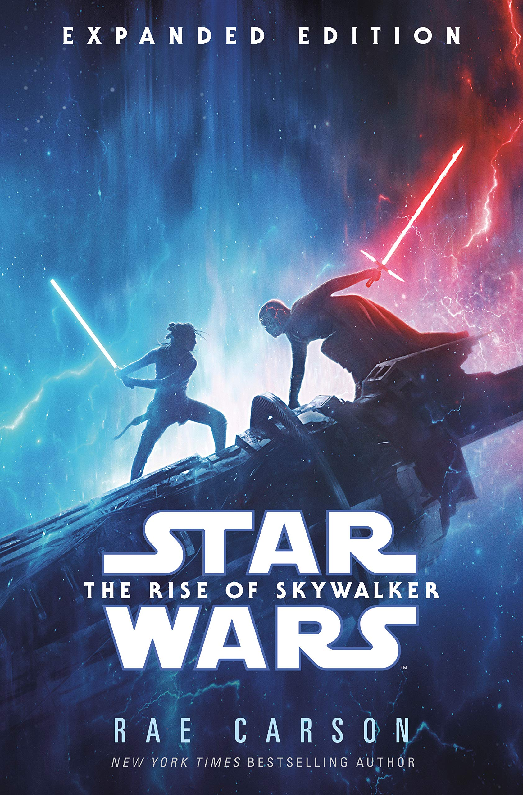 Star Wars The Rise of Skywalker Novel
