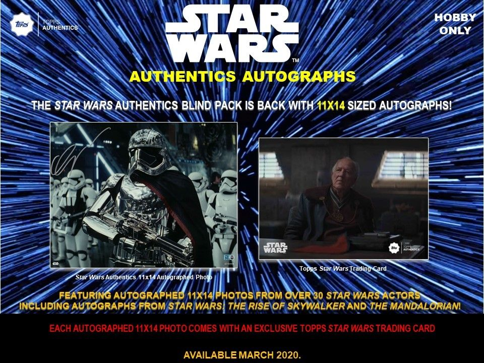 Star Wars Authentics Blind Pack
