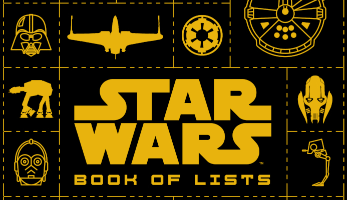 Star Wars The Book Of Lists By Cole Horton