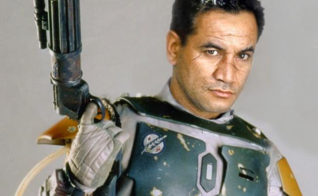 Temuera Morrison Returns To Play Boba Fett In The Mandalorian