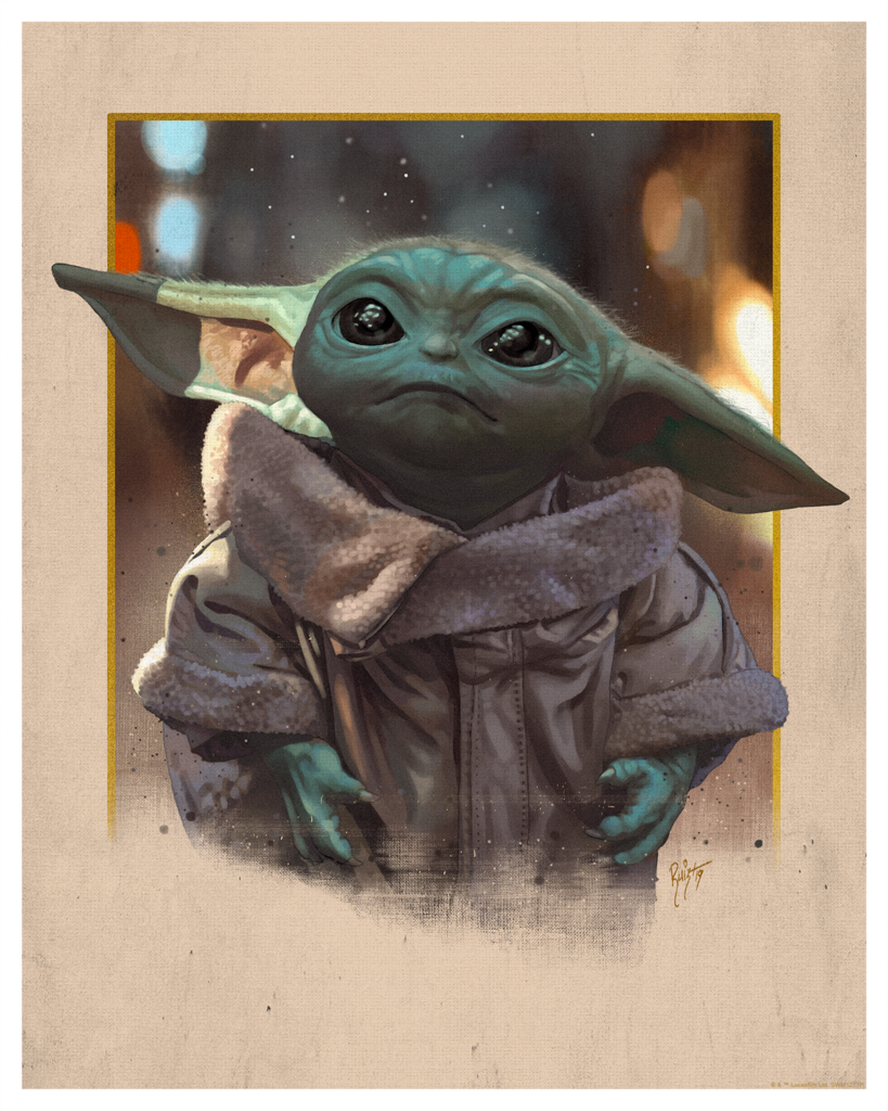 Baby Yoda The Child The Mandalorian