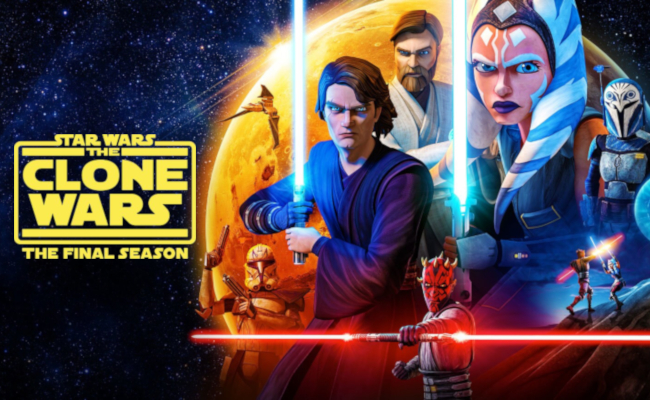 Star Wars The Clone Wars Final Season 7
