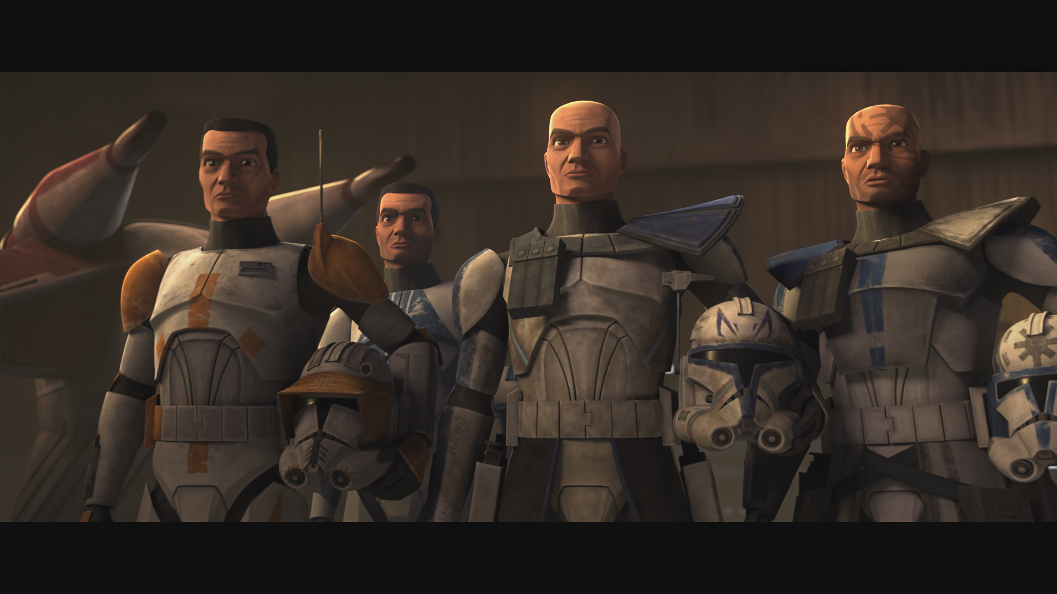 Star Wars The Clone Wars Bad Batch