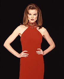 celebrity: marcia cross melrose place