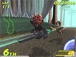 Star Wars Super Bombad Racing