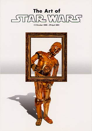 The Art of Star Wars official poster