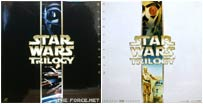Star Wars Trilogy Laserdisc Review