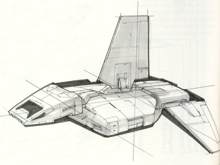 imperial schematics lambda star wars shuttles
