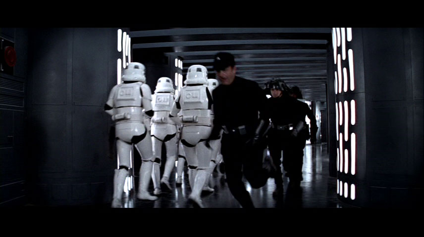 stormtroopers, naval guards and NCO