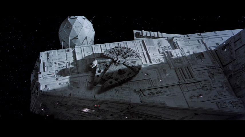 STAR WARS: Star Destro... Millennium Force Drop