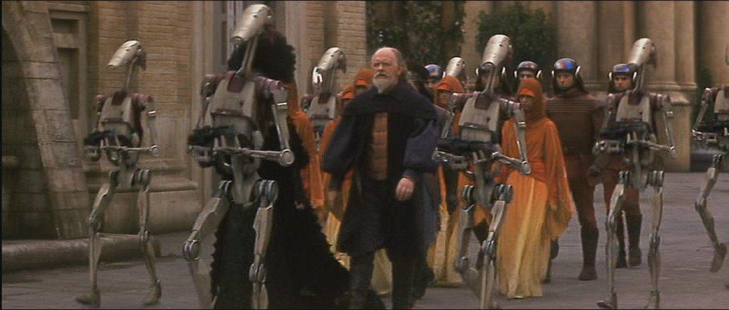 16th scale sideshow battle droids clean commander