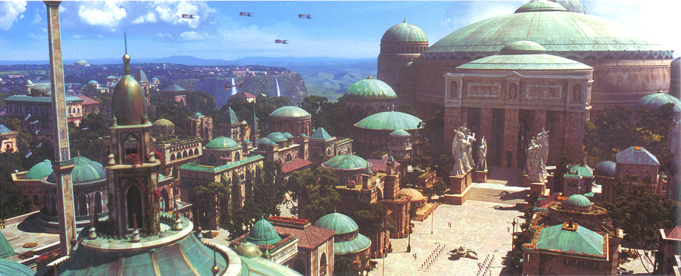 Star Wars: Battlefront 2 Theed1