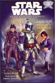 [ Star Wars: Attack of the Clones Scrapbook ]