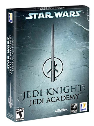 Академия Джедаев / Jedi Knight : Jedi  Academy (LucasArts) (ENG+RUS) [L]