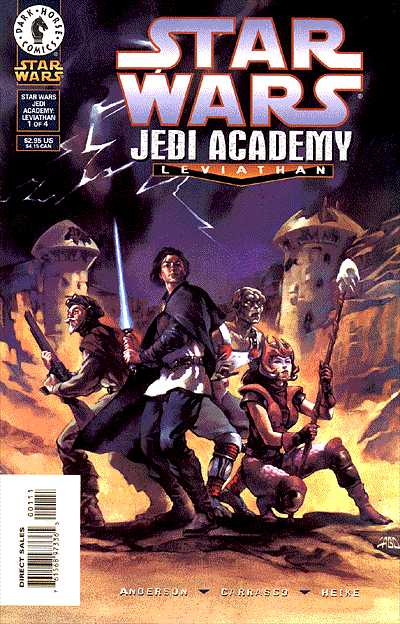 Star Wars: Jedi Academy - Leviathan #1 (of 4)