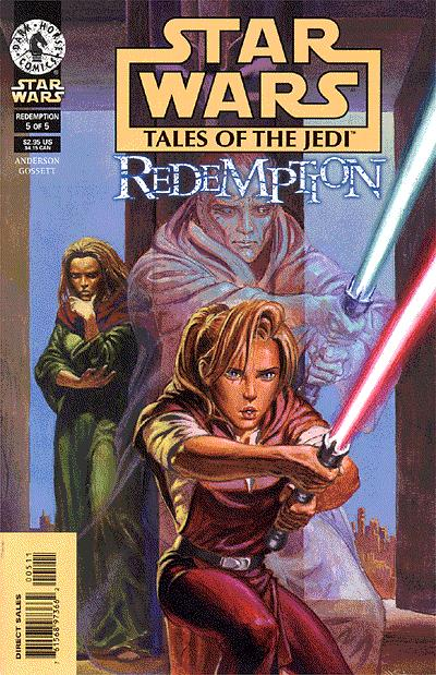 Star Wars: Tales of the Jedi - Redemption #5 (of 5)