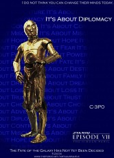C-3PO poster concept by Jedime