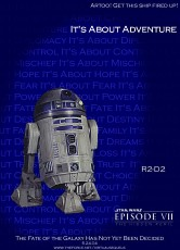 R2-D2 poster concept by Jedime