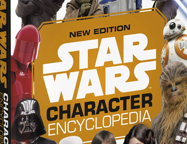 Star Wars Character Encyclopedia New Edition Updated and Expanded