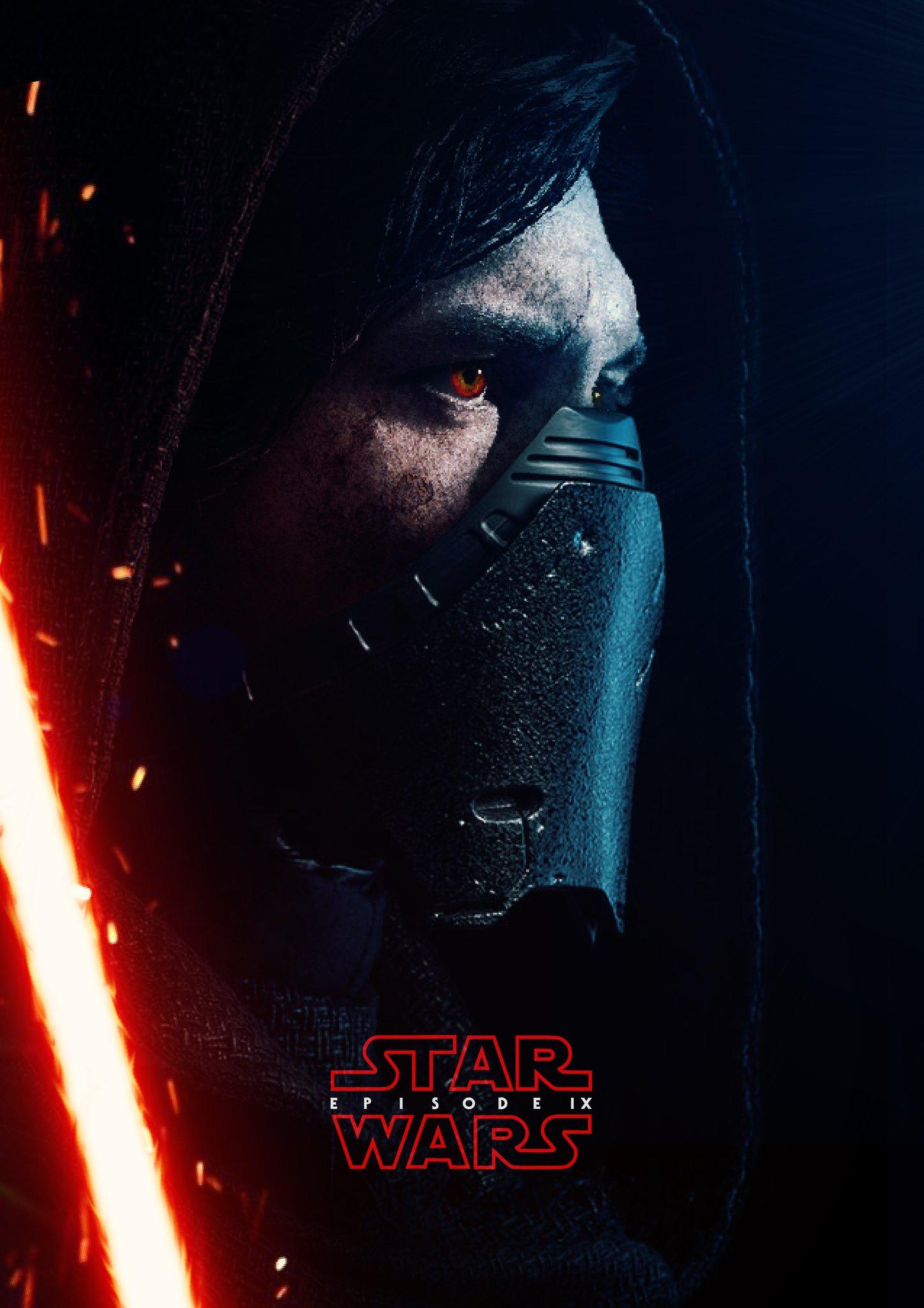 Star Wars Episode Ix 2019 novel trailer Reddit