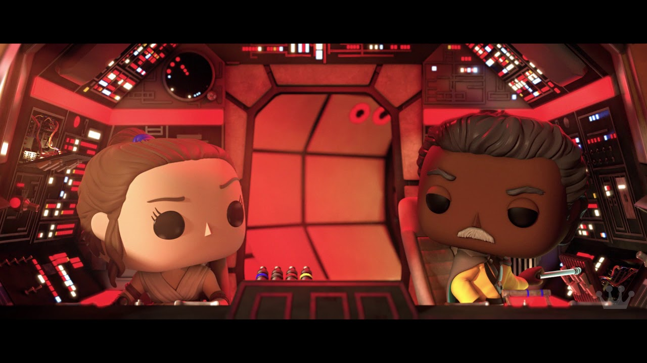 Funko The Rise of Skywalker