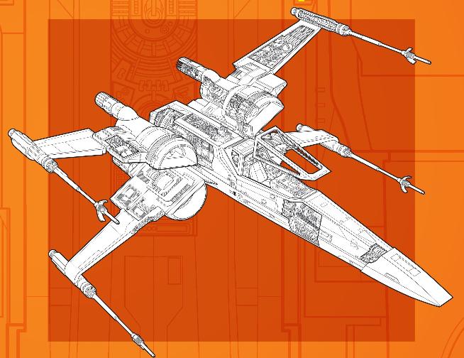 Star Wars Rebel Starfighter