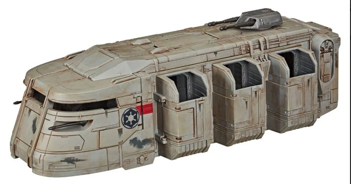 The Mandalorian Imperial Troop Transport Vehicle