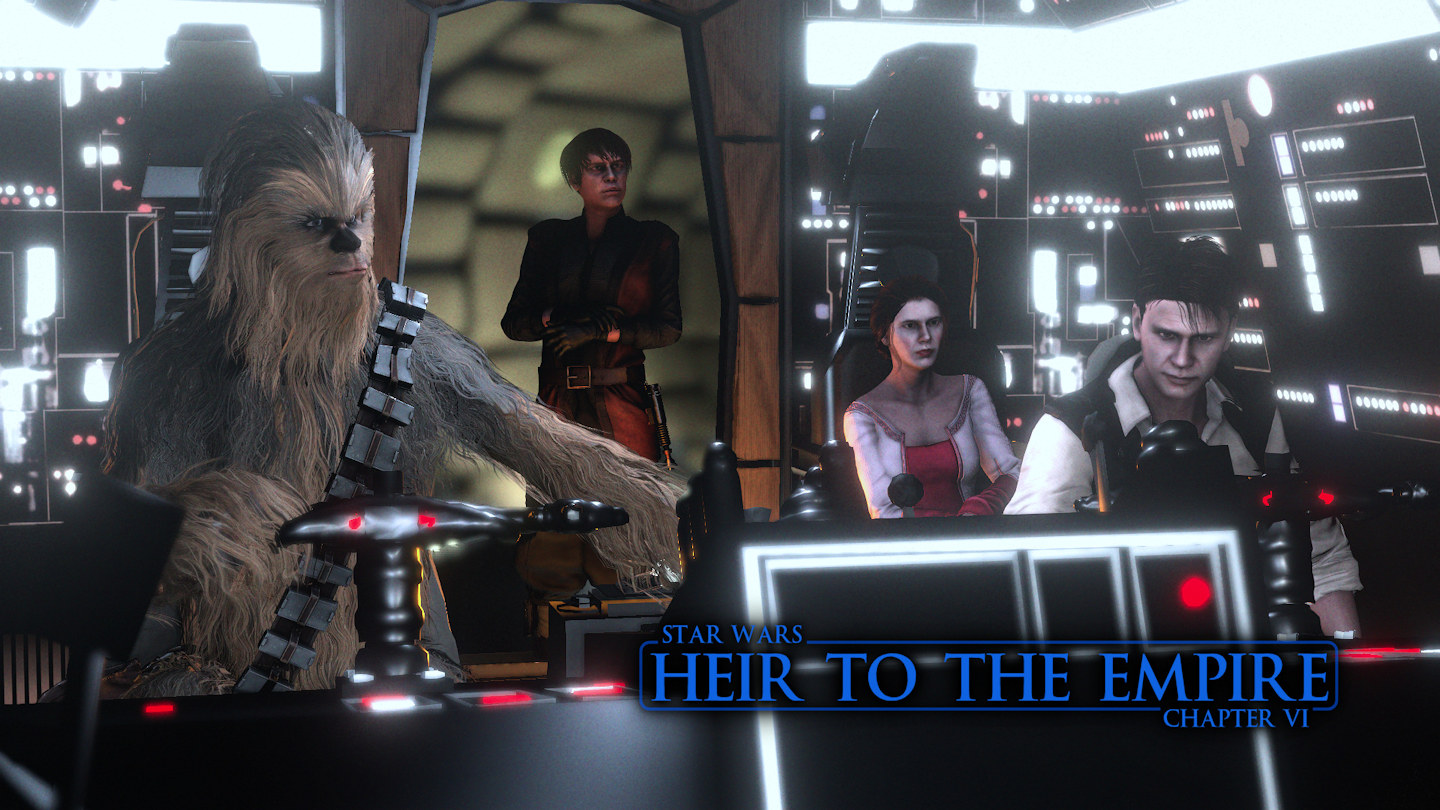 Star Wars Heir To The Empire Chapter 6