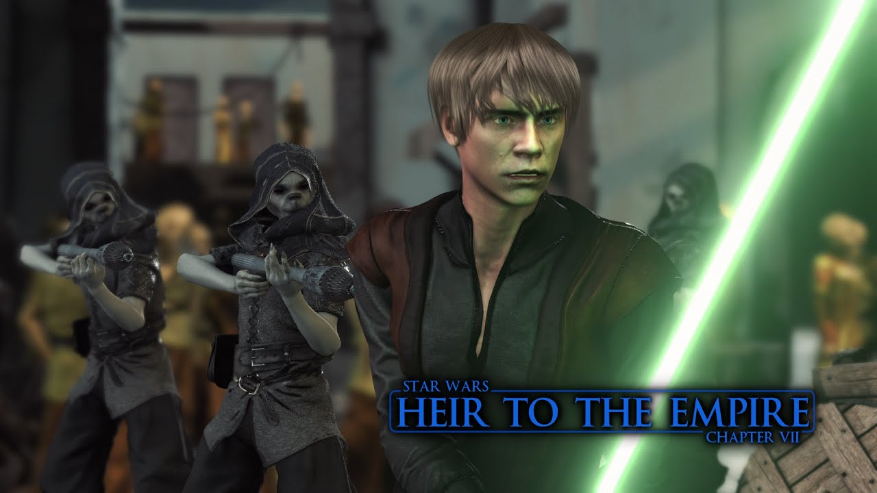 Star Wars Heir To The Empire Chapter 7