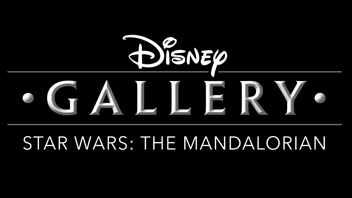 Star Wars Disney Gallery The Mandalorian