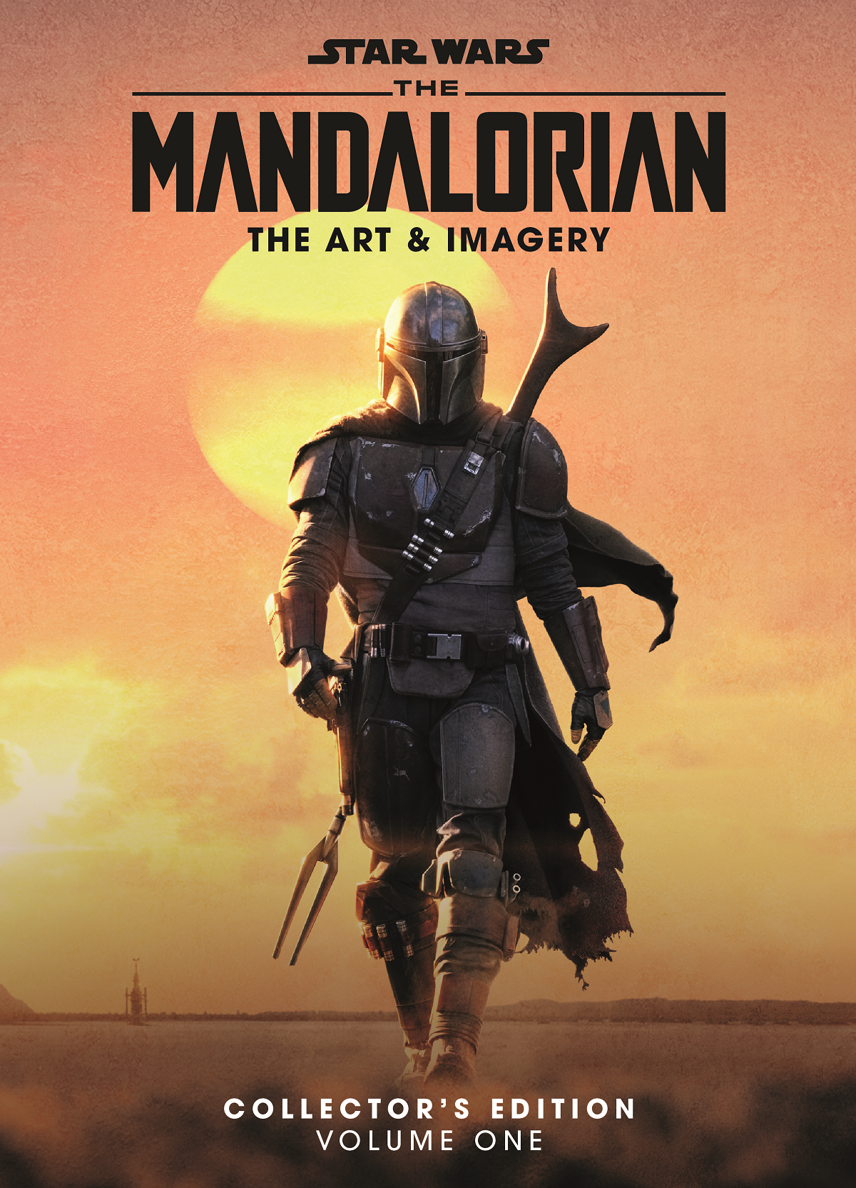 Star Wars The Mandalorian Art Titan