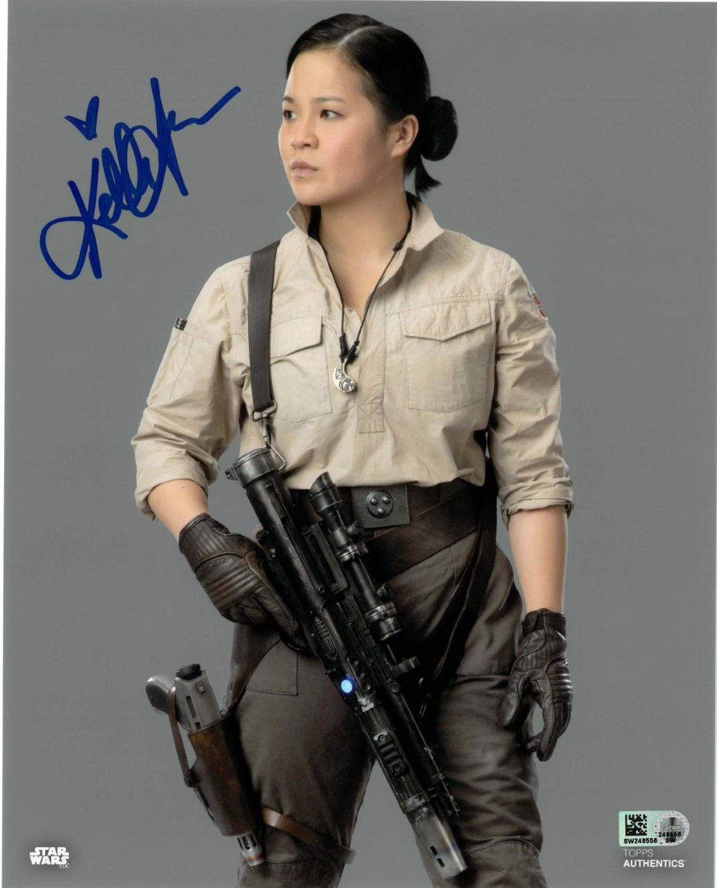 Star Wars Kelly Marie Tran TROS