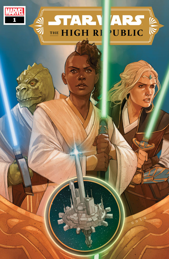 Star Wars: The High Republic #1