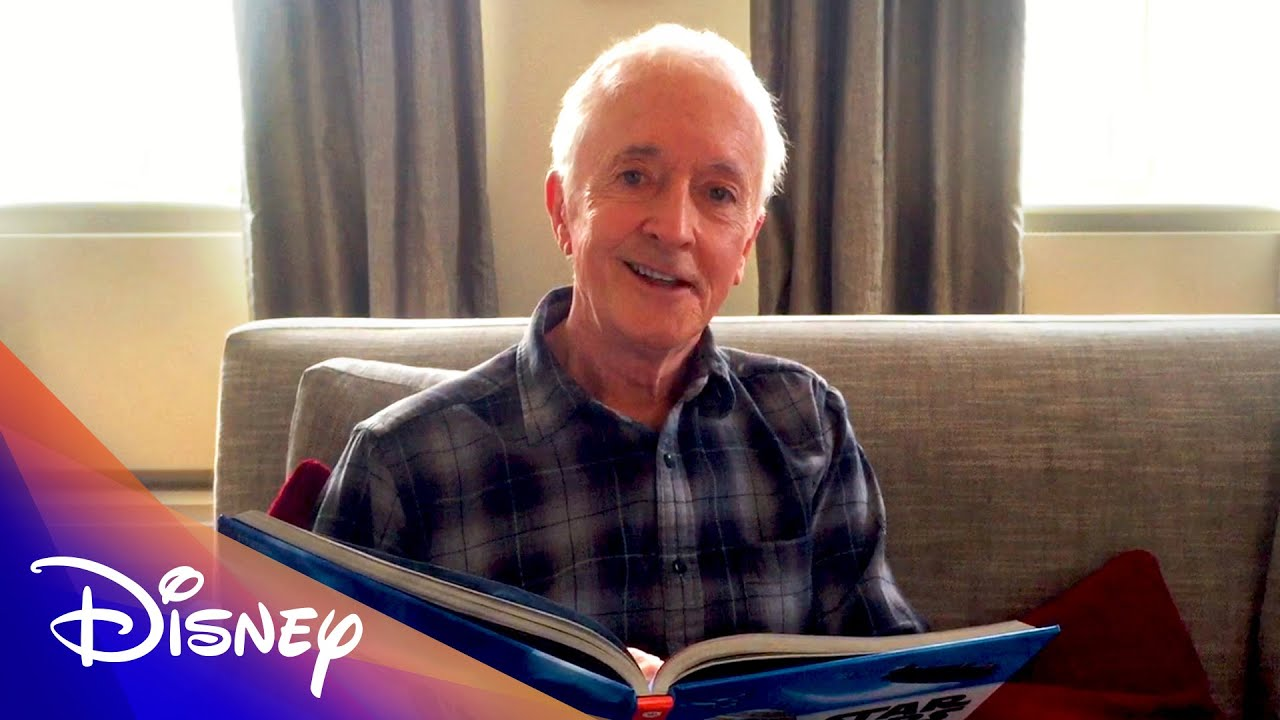 Storytime With Anthony Daniels