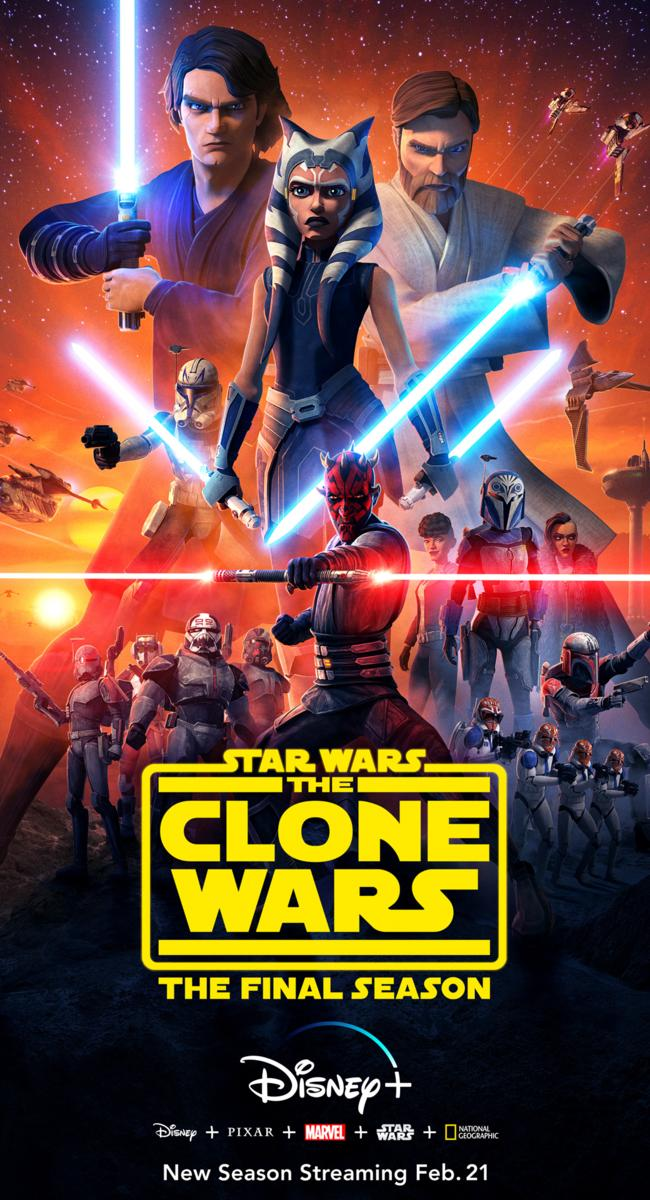 The Clone Wars Final Season
