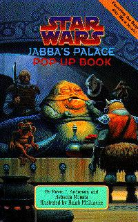TheForce Net - Books - Reviews | Jabba's Palace Pop-Up Book