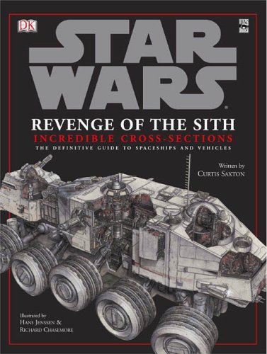 Theforce Net Books Reviews Star Wars Revenge Of The Sith The Visual Dictionary