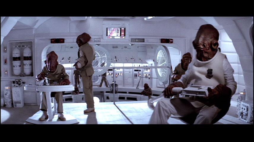 Star Wars Mon Calamari