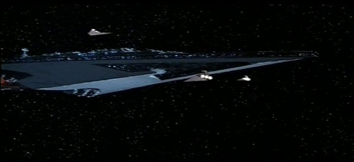 star wars executor crash