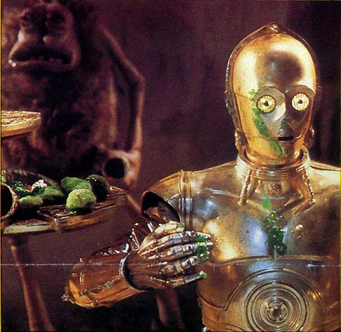 Star Wars Jabba S Decorations